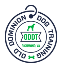 Old Dominion Dog Training Primary Logo